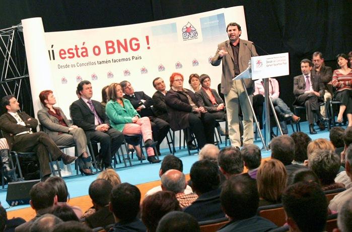 Convención Nacional Municipal BNG