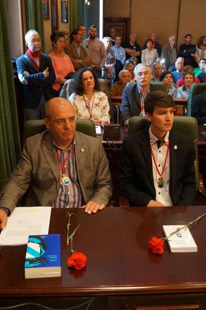 Grupo Municipal do BNG. Concelleiros BNG Ribeira.