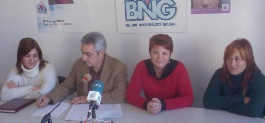 Parte do Grupo Municipal do BNG