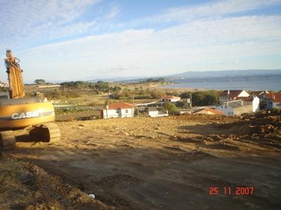 Urbanización da Lagüiña