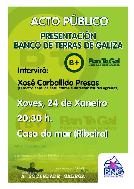 Banco de Terras de Galiza