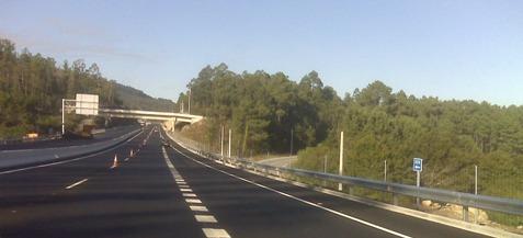 Autovía da Barbanza