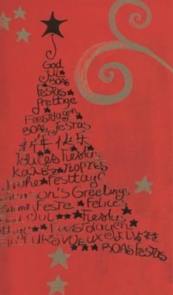 Bo Nadal e venturoso 2009