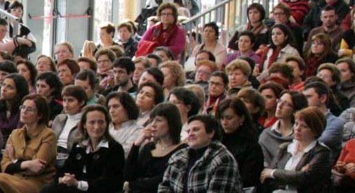 Acto de Igualdade en Compostela