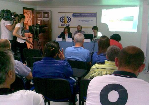 O BNG informa sobre POL no CECB