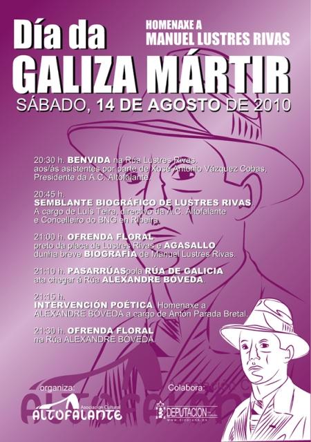 Día da Galiza Martir Ribeira 2010