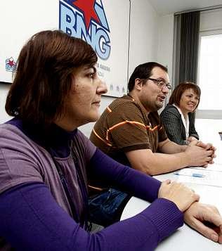 O BNG de Ribeira demanda un campo de adestramento na Fieiteira