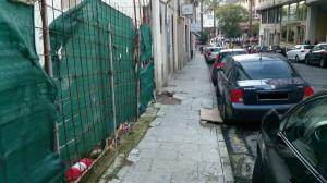 Rúa de Lugo Ribeira BNG