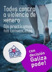 Violencia Machista BNG Ribeira