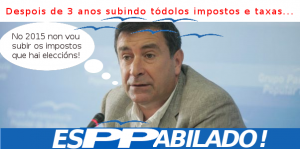 Manuel Ruiz Rivas alcalde Ribeira