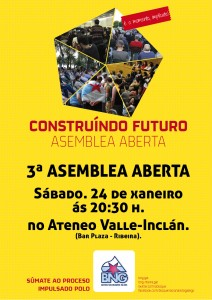 BNG Asemblea Aberta Ribeira