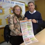 Sanción da Xunta Electoral a Manuel Ruiz Rivas, Carmen Vizcaya