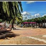 Parque Garcia Bayon Ribeira. BNG