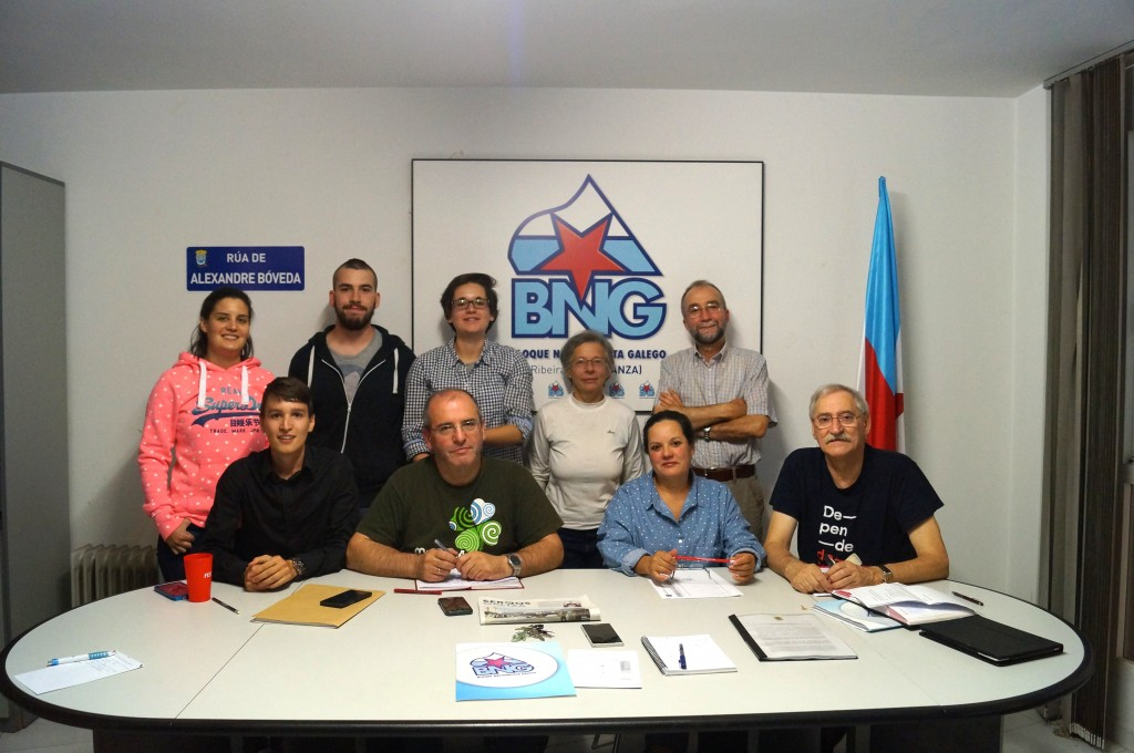 Consello Local. BNG Ribeira 2015