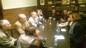Nós Candidatura Galega xúntase con colectivos da Barbanza