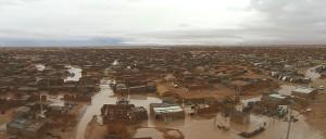 Inundacións Sáhara Occidental. BNG Ribeira