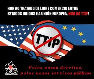 Non ao TTIP. BNG Ribeira