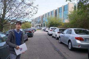 O BNG propón mellorar os accesos do Hospital da Barbanza e crear máis estacionamentos
