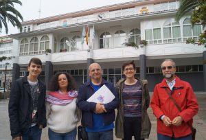 O BNG esixe a comparecencia do alcalde de Ribeira ante a sanción de 203.000 imposta polo TSXG